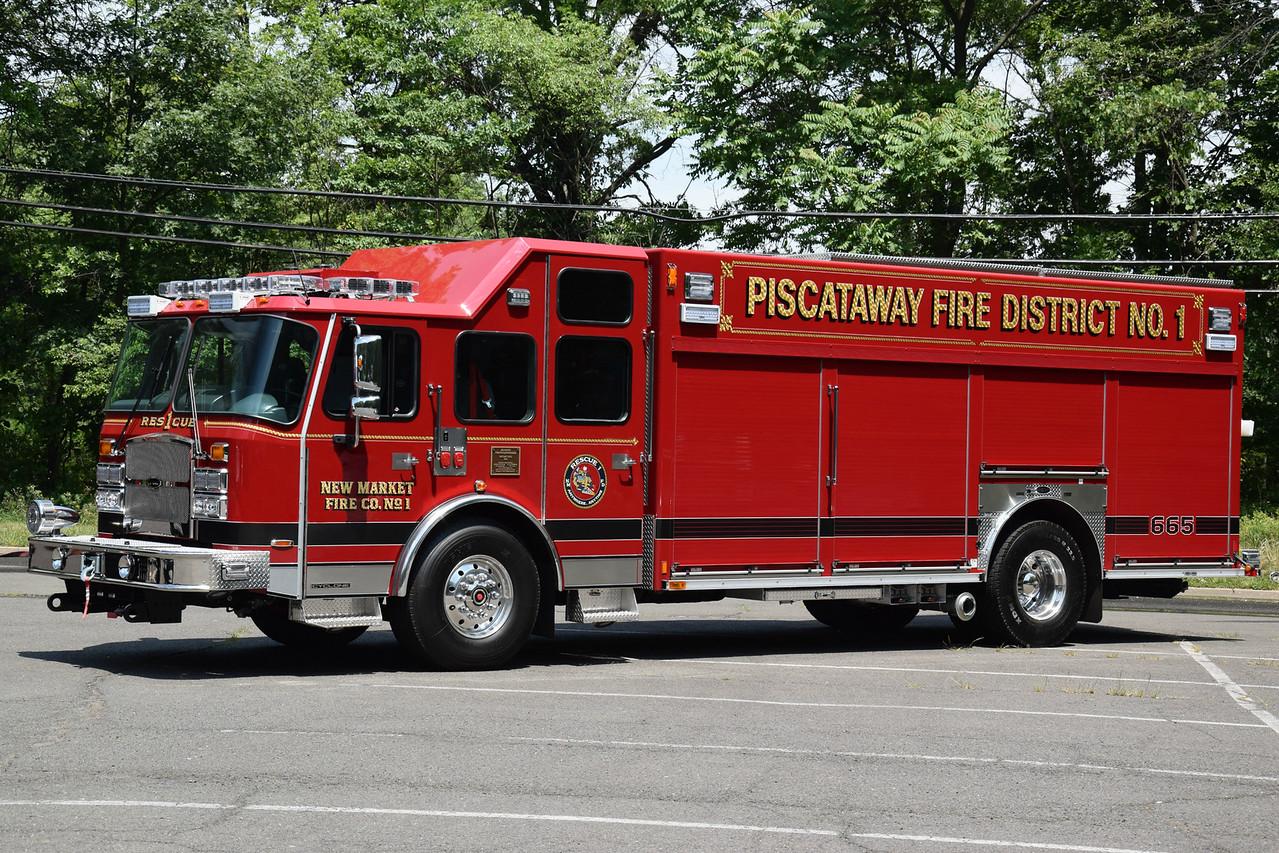 New Market Fire Company #1 Rescue 66