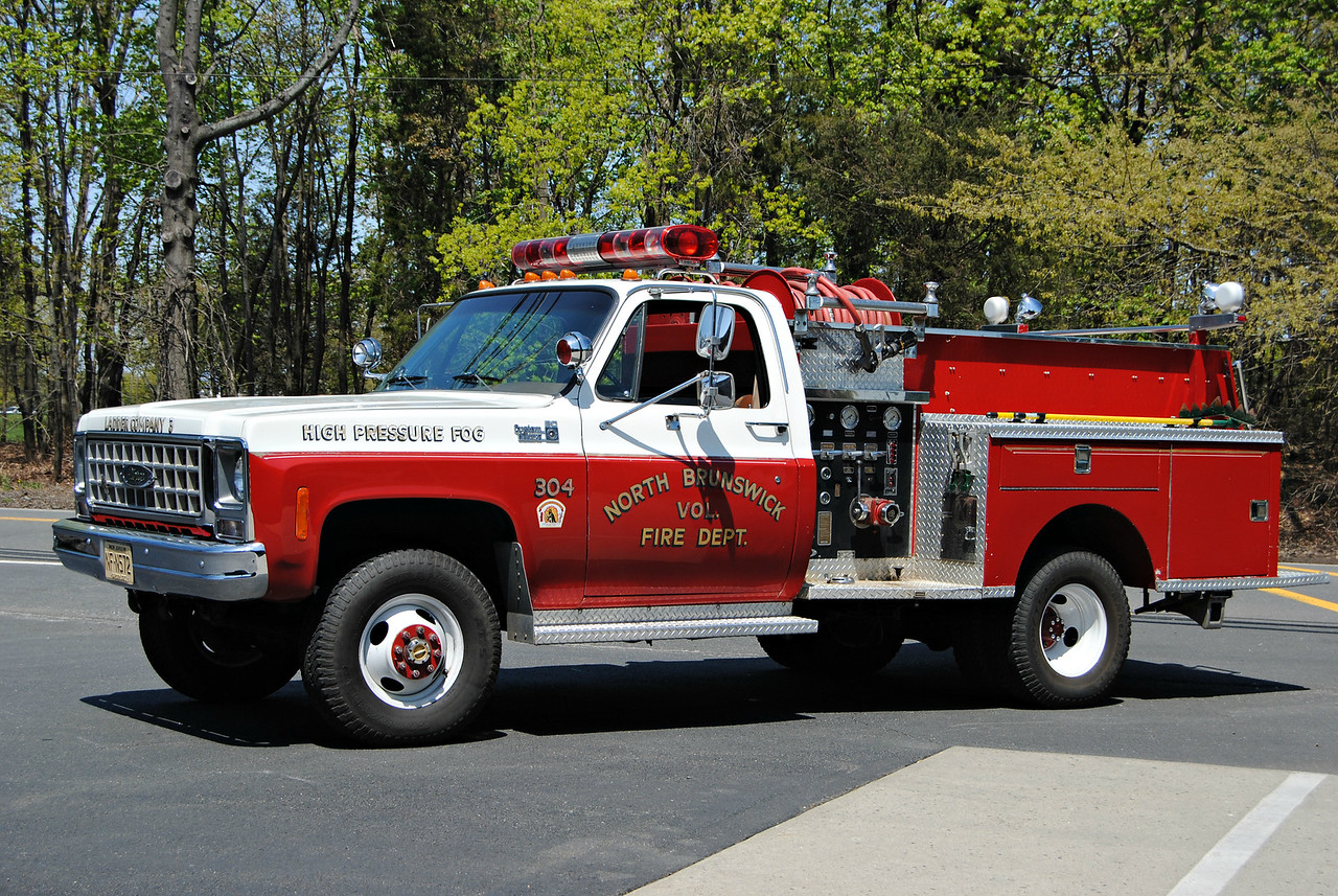 North Brunswick Fire Company #3 Brush 304