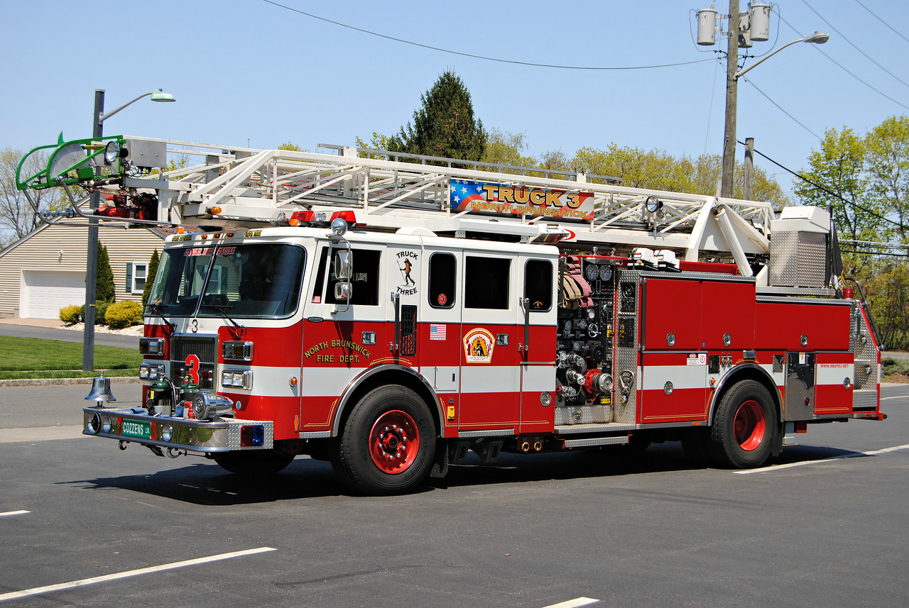North Brunswick Fire Company #3 Truck 3