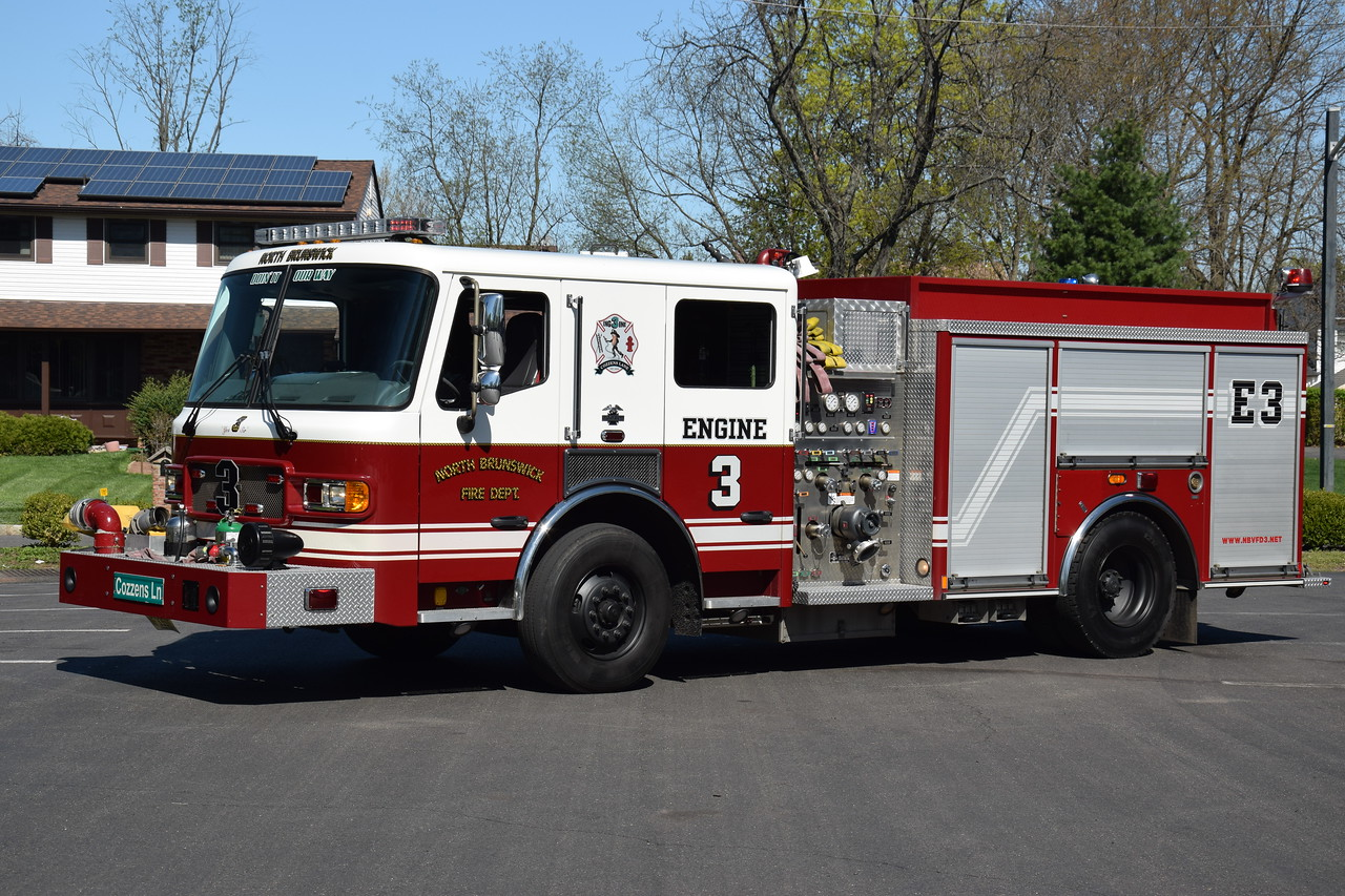North Brunswick Fire Company #3 Engine 3
