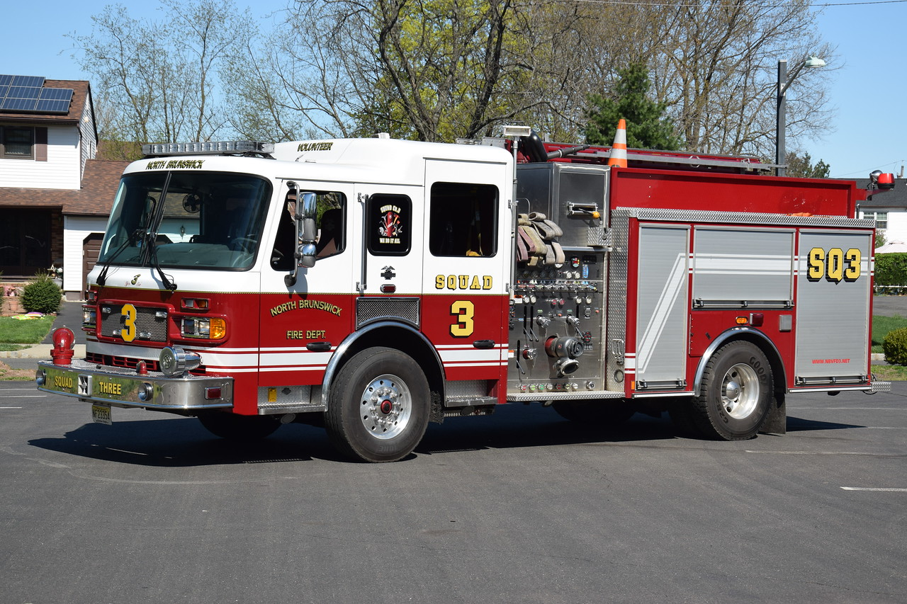 North Brunswick Fire Company #3 Squad 3