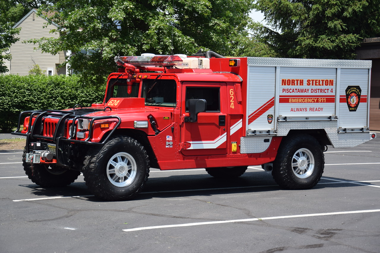 North Stelton Fire Company Brush 624