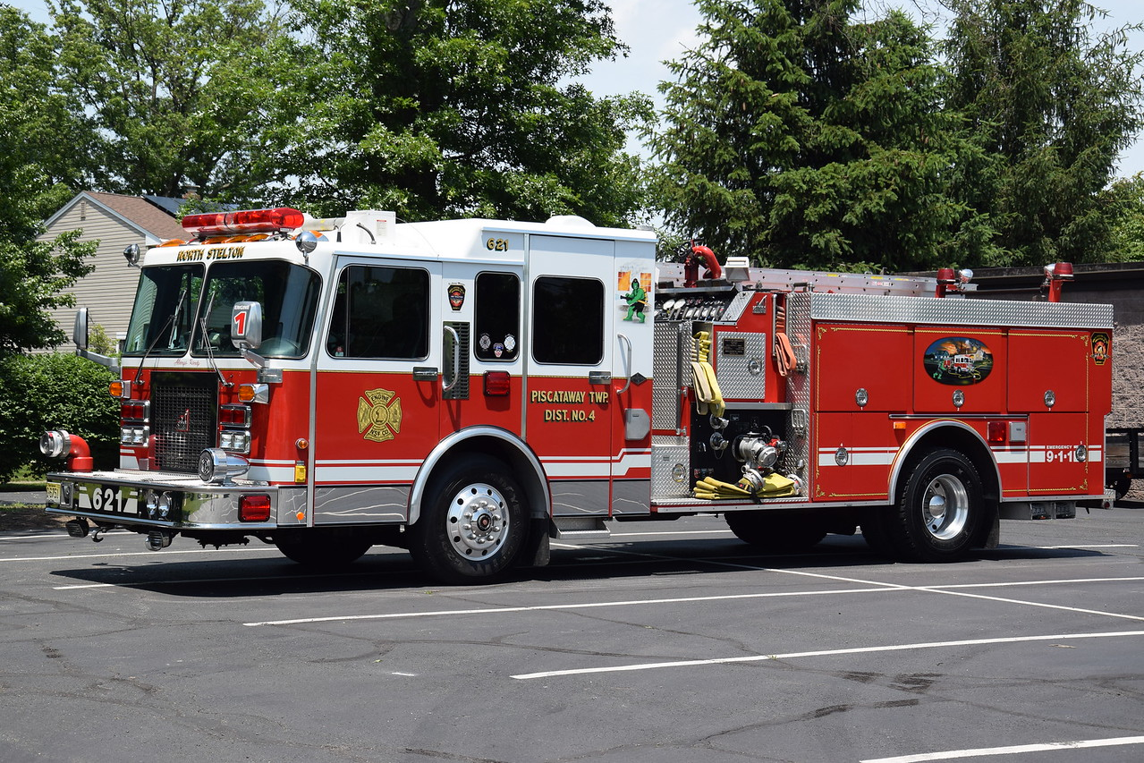 North Stelton Fire Company Engine 621