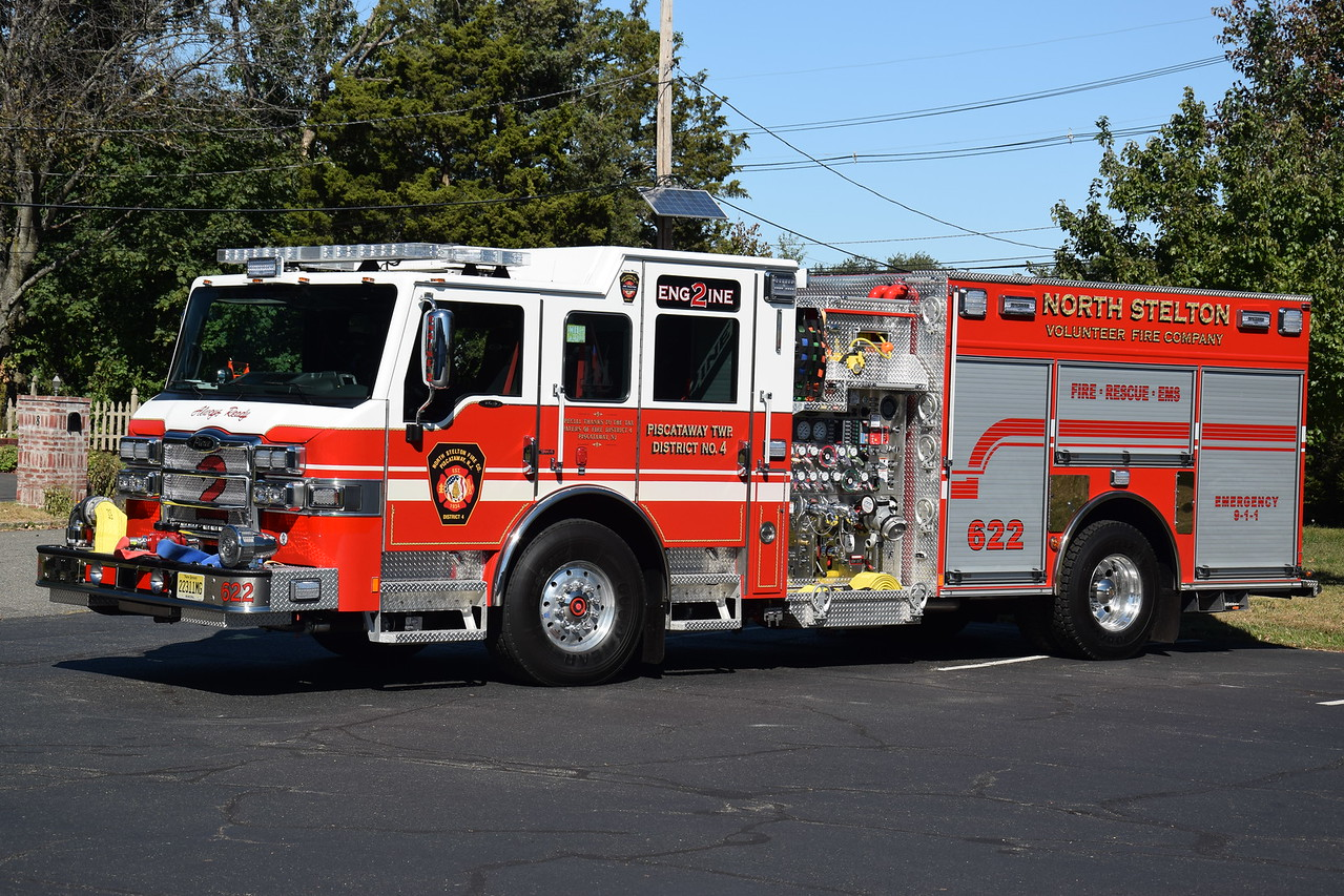 North Stelton Fire Company Engine 622