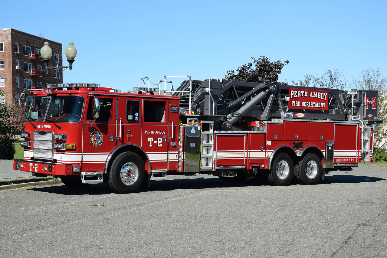 Perth Amboy Fire Department Truck 2