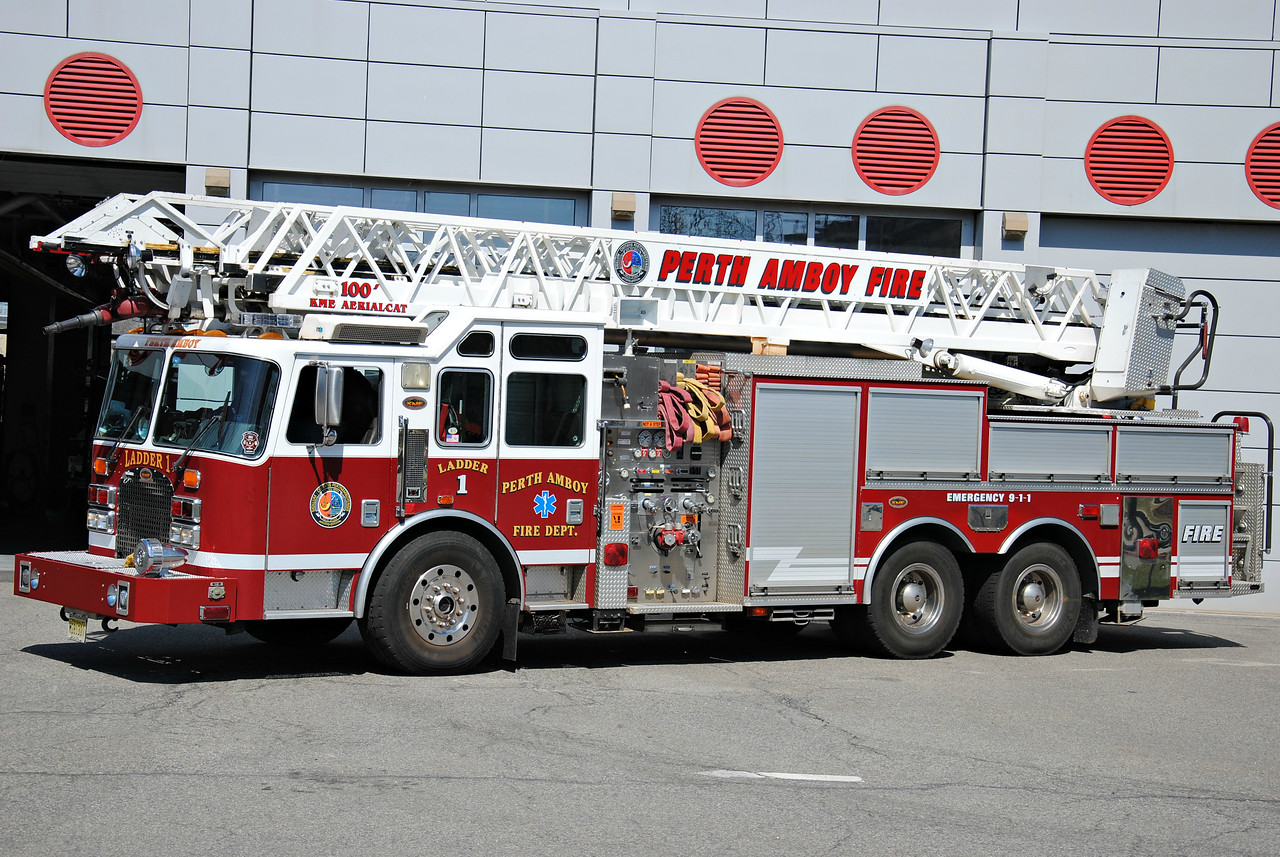 Perth Amboy Fire Department Ladder 1