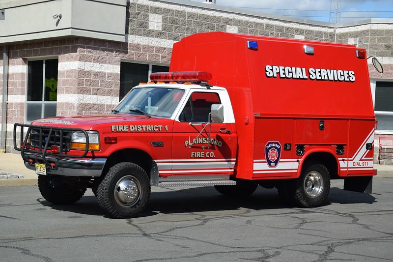Plainsboro Fire Company Special Services 49