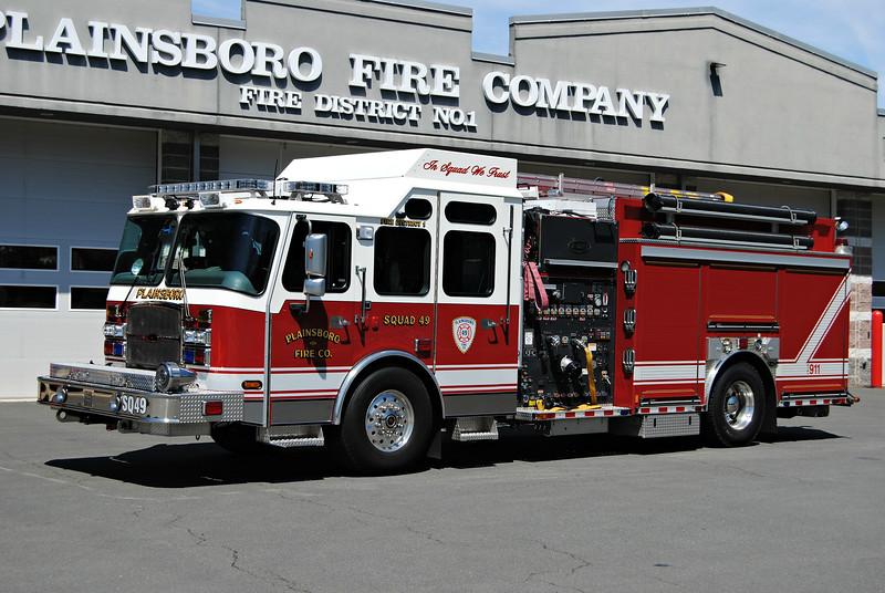 Plainsboro Fire Company Squad 49