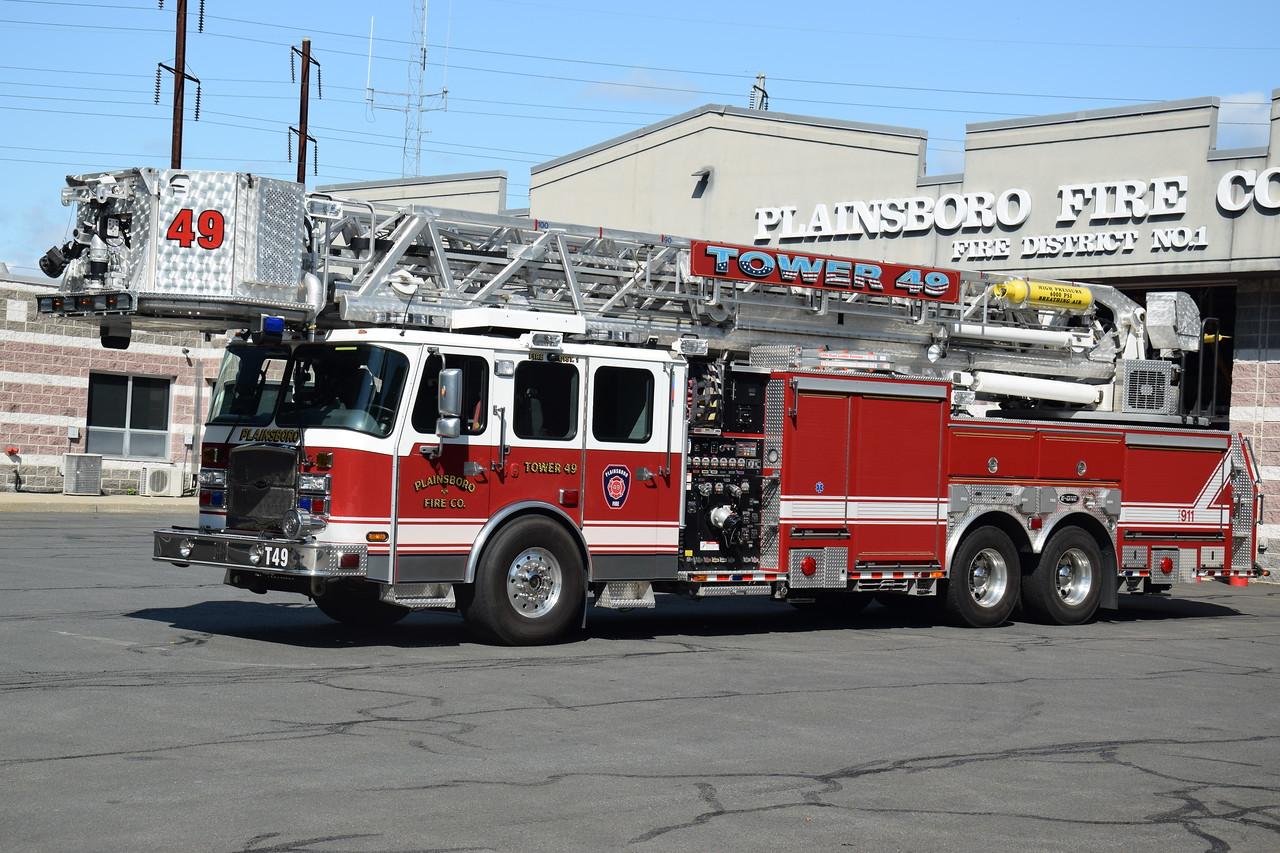 Plainsboro Fire Company Tower 49
