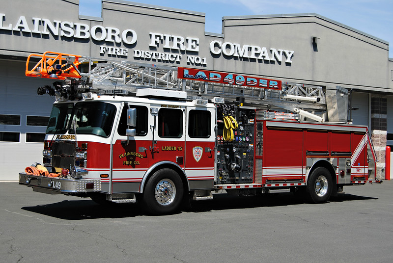 Plainsboro Fire Company Ladder 49