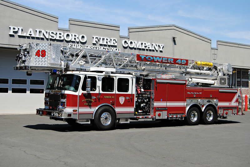 Plainsboro Fire Company Tower 49