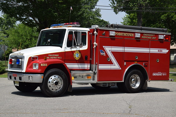Possumtown Fire Company-Piscataway