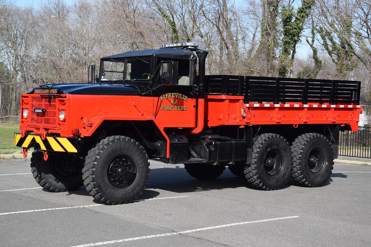 Melrose Hose Company TAC-3