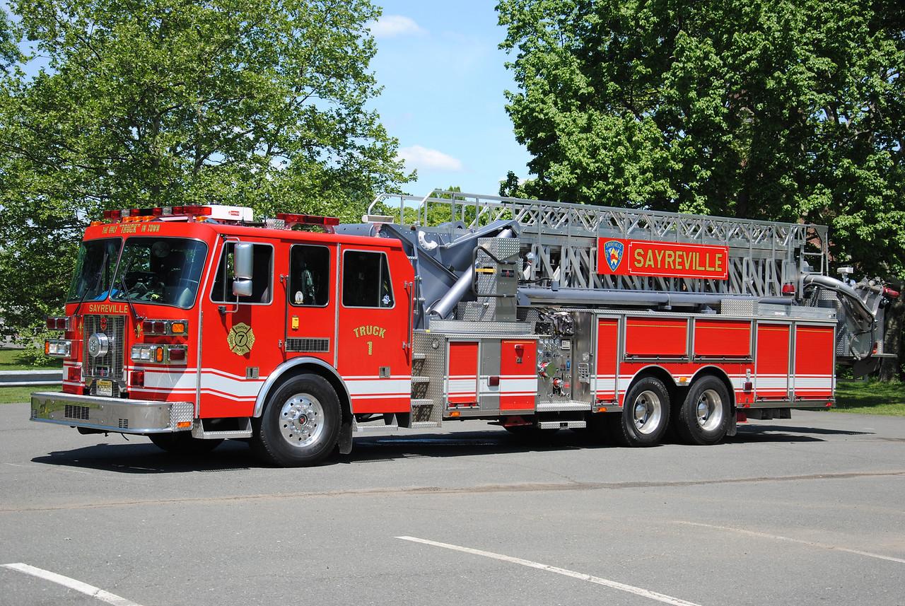 Sayreville Engine Company #1 Truck 1
