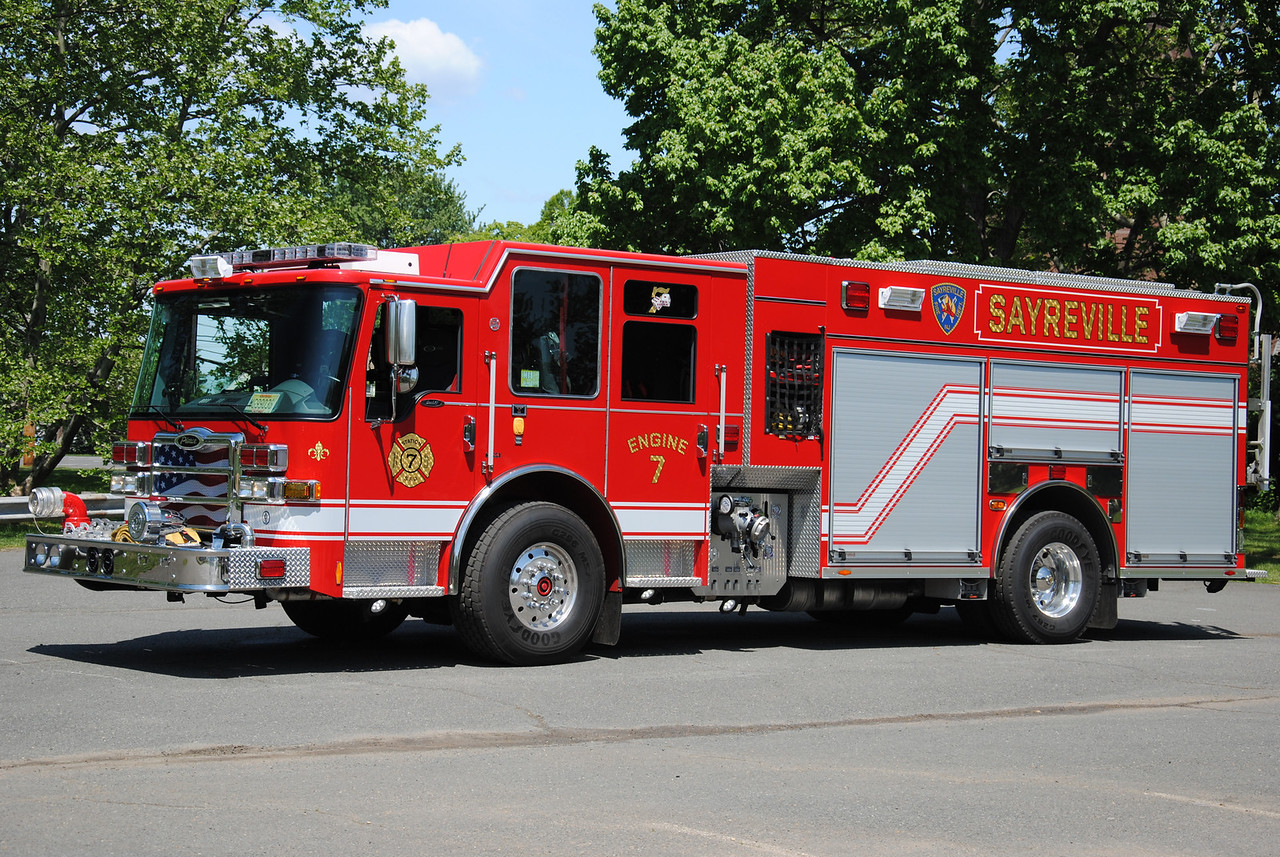 Sayreville Engine Company #1 Engine 7