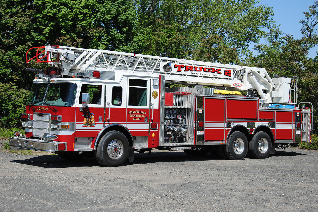 Morgan Hose & Chemical Company #1, Sayreville Truck 2