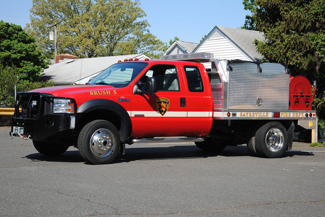 President Park Fire Company Brush 5