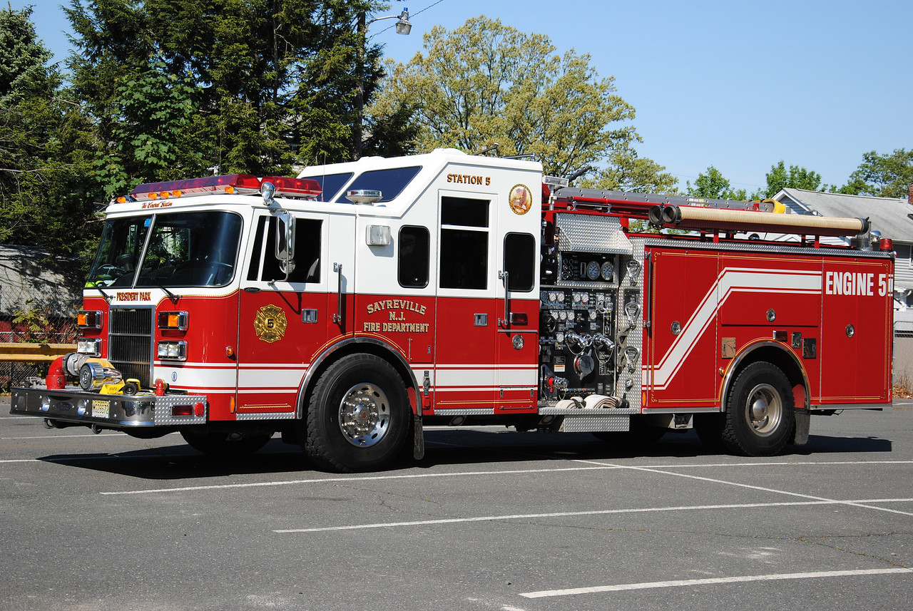 President Park Fire Company, Sayreville Engine 5