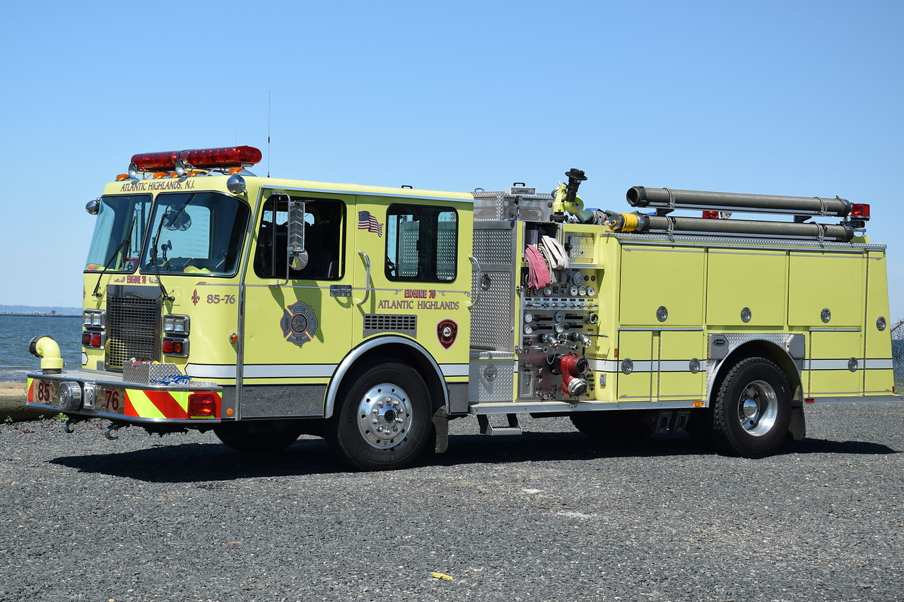 Atlantic Highlands Fire Department, Atlantic Highlands Engine 85-76