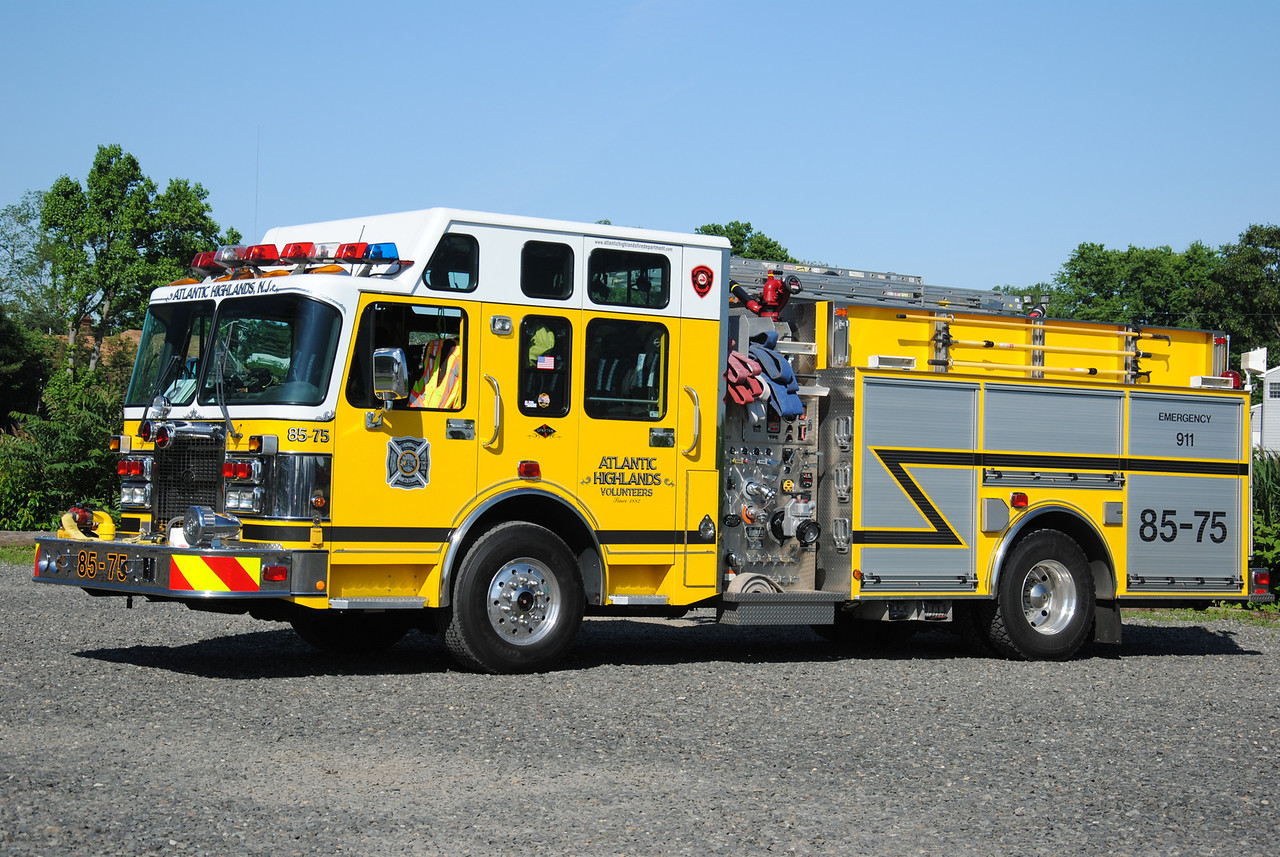 Atlantic Highlands Fire Department, Atlantic Highlands Engine 85-75