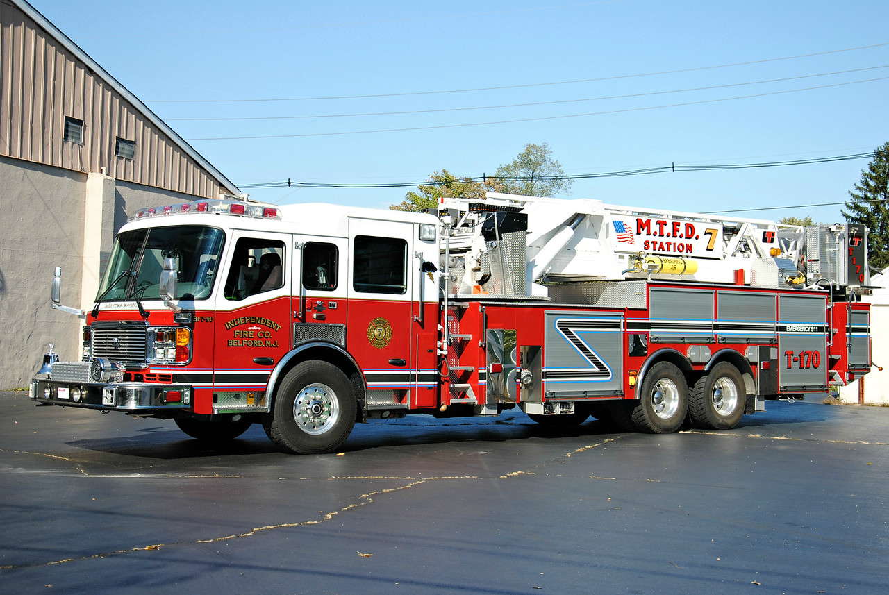 Independnet Fire Company #1 Tower 31-7-90