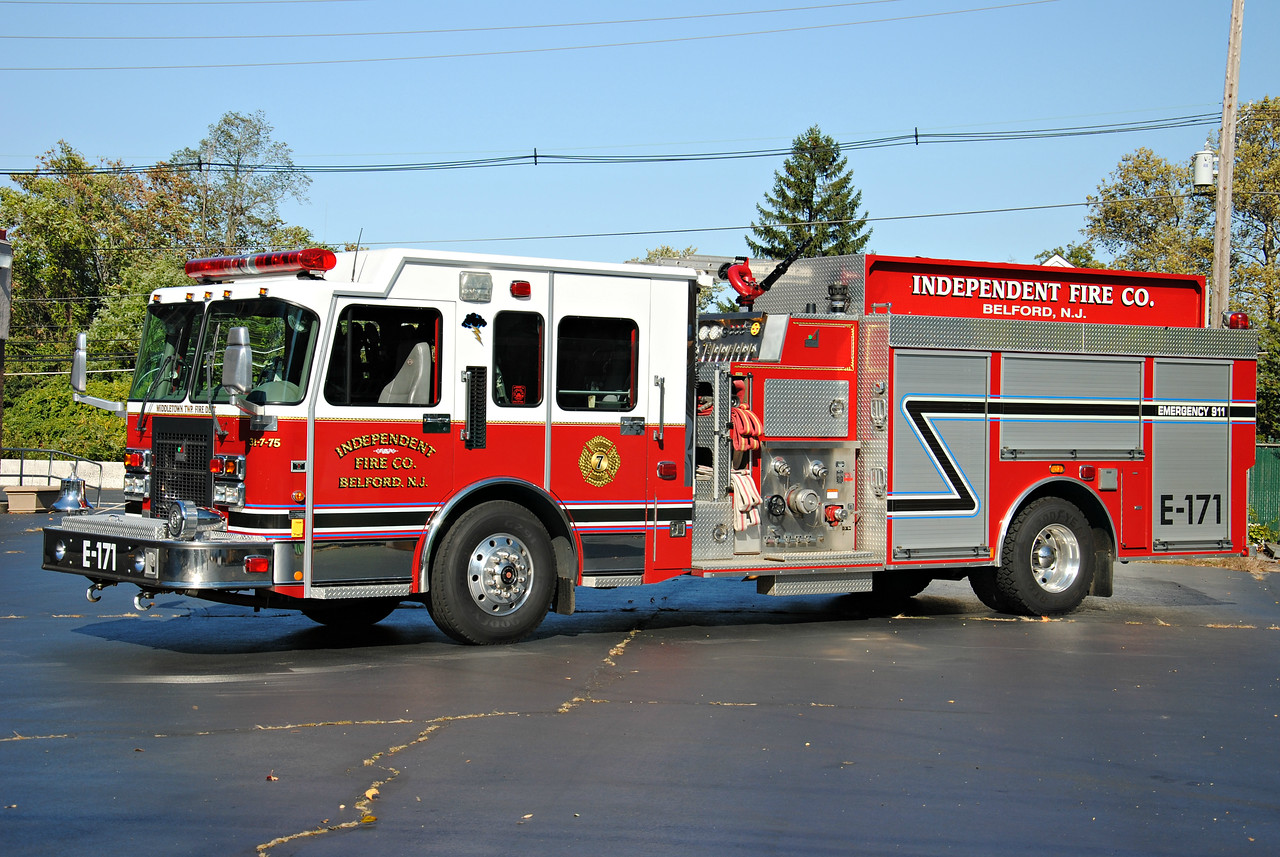 Independent Fire Company, Middletown Fire Department Engine 171