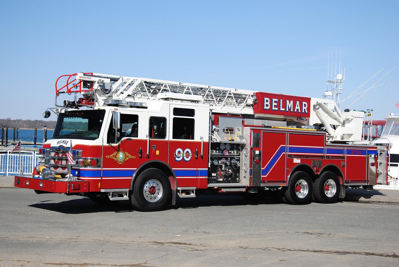 Volunteer H&L Company, Belmar Ladder 87-2-90