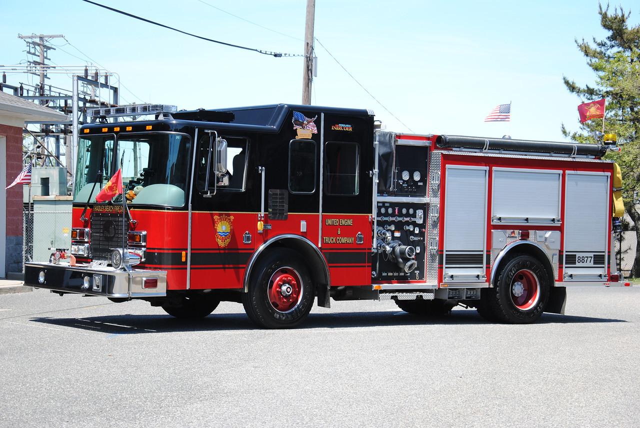 United Engine & Truck Company Engine 88-77