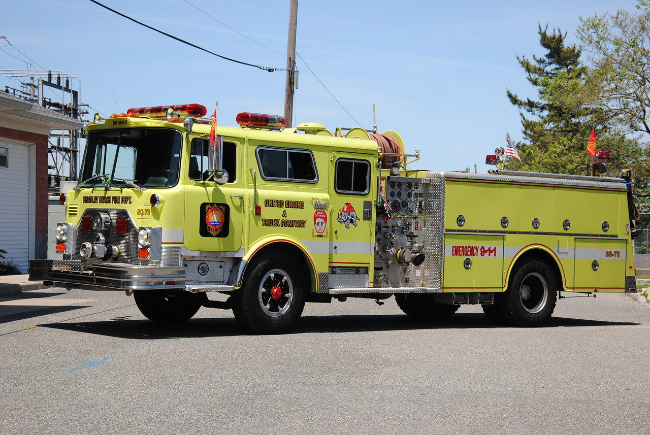 United Engine & Truck Company, Bradley Beach Squad 88-78