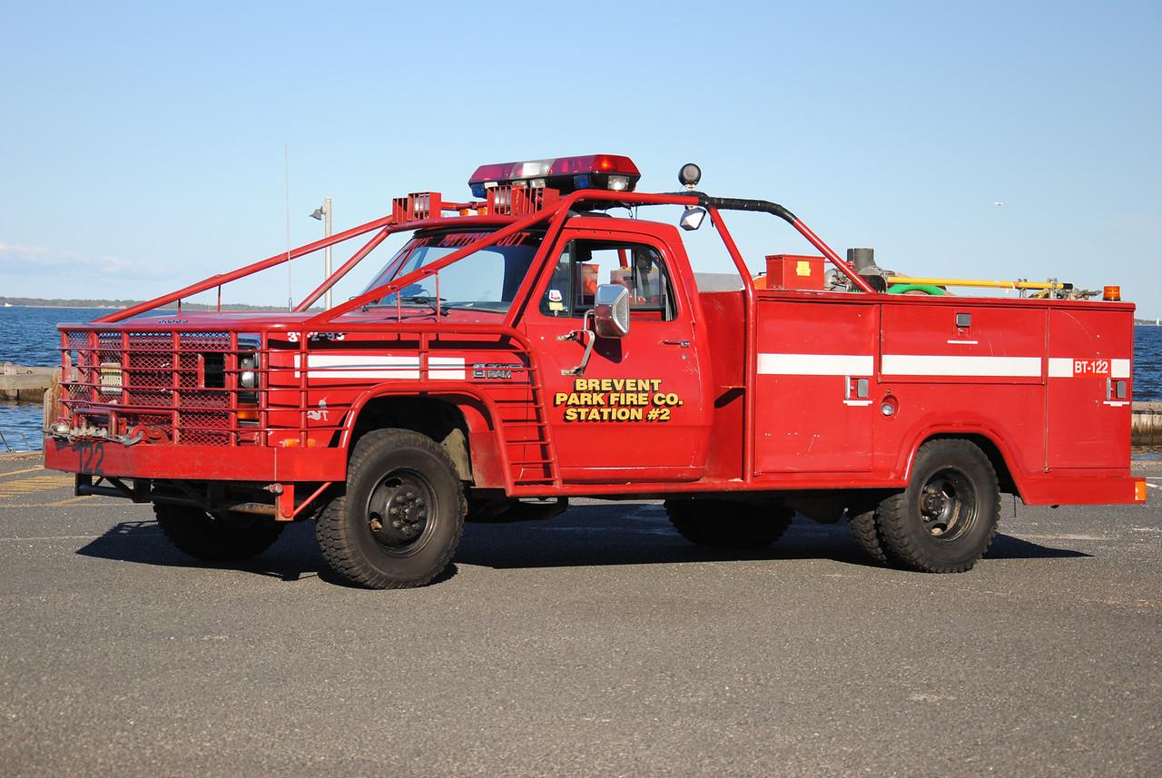 Brevent Park & Leonardo Fire Company Brush 31-2-93