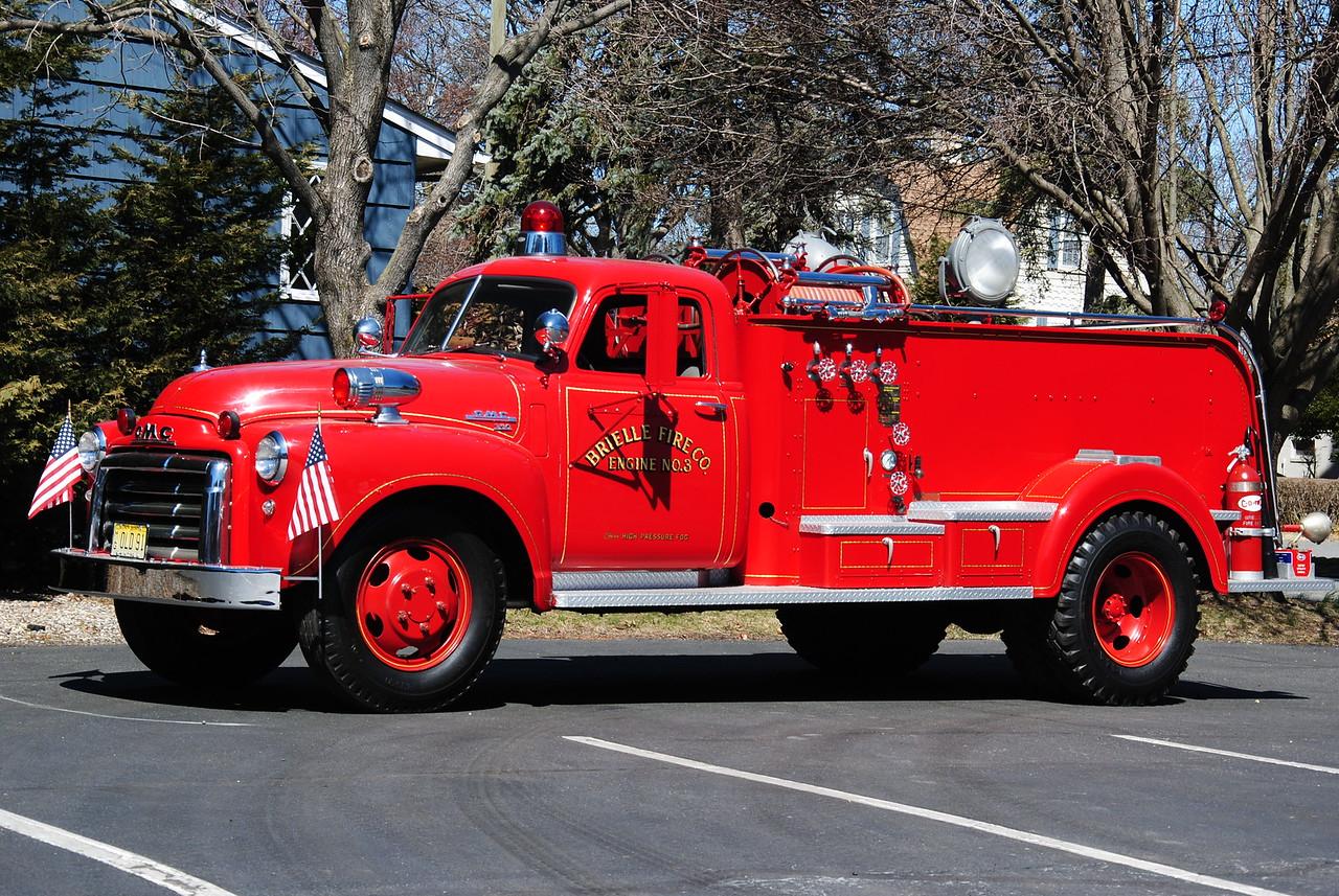 Brielle Fire Department, Brielle Antique Engine Company #1