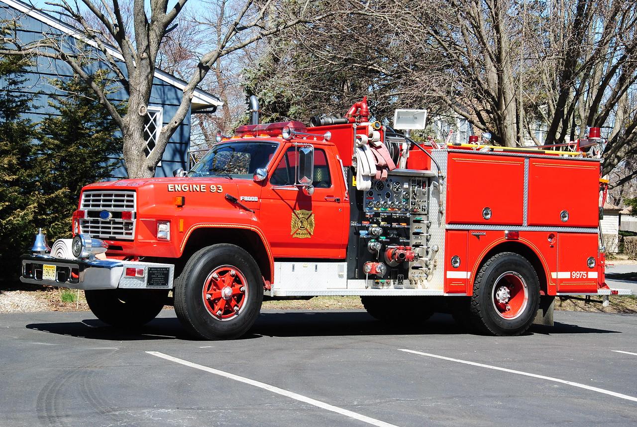 Brielle Fire Department, Brielle Engine 99-75