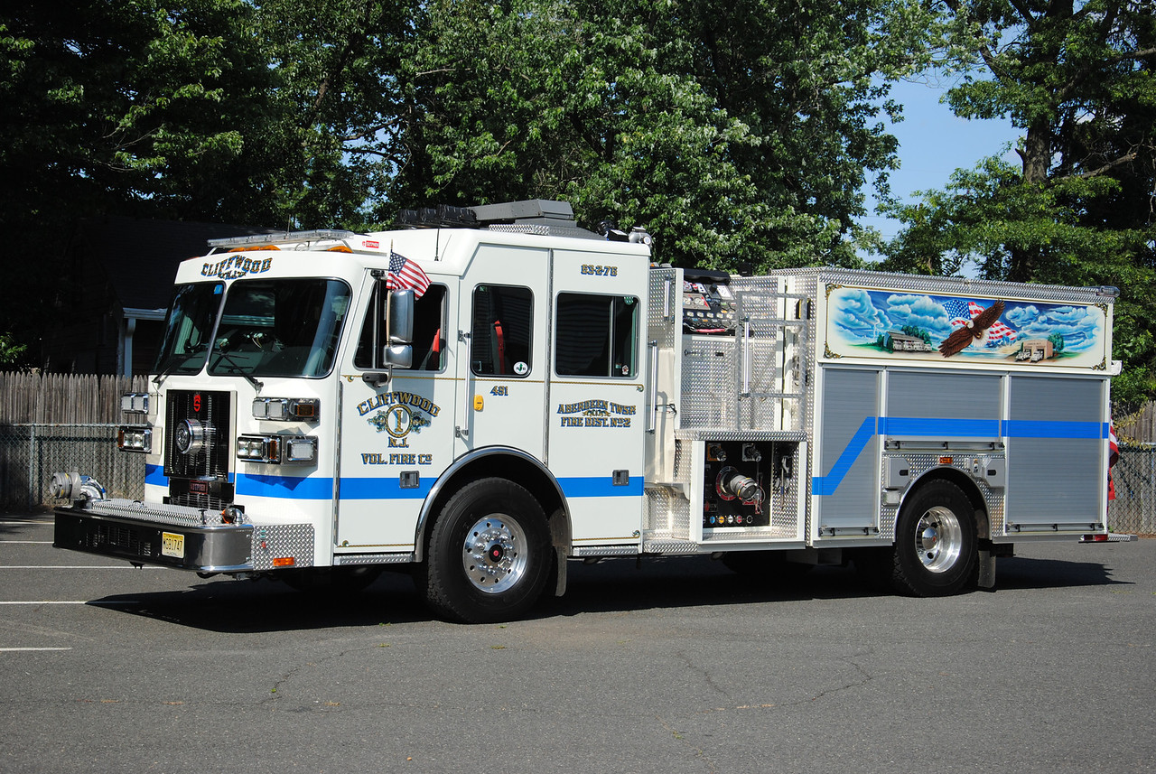 Cliftwood Fire Company Engine 63-2-76
