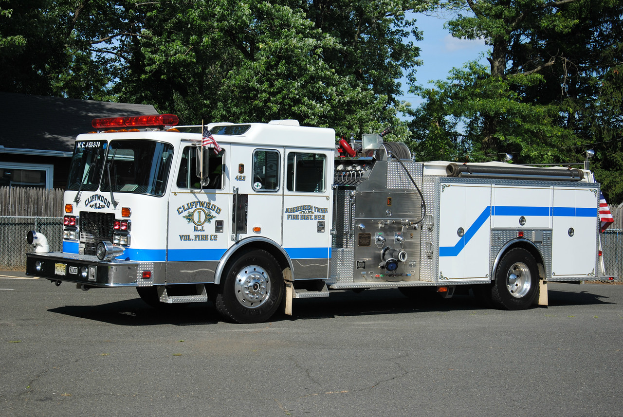 Cliftwood Fire Company Engine 63-2-74