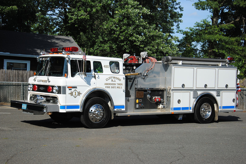 Cliftwood Fire Company Engine 63-2-75