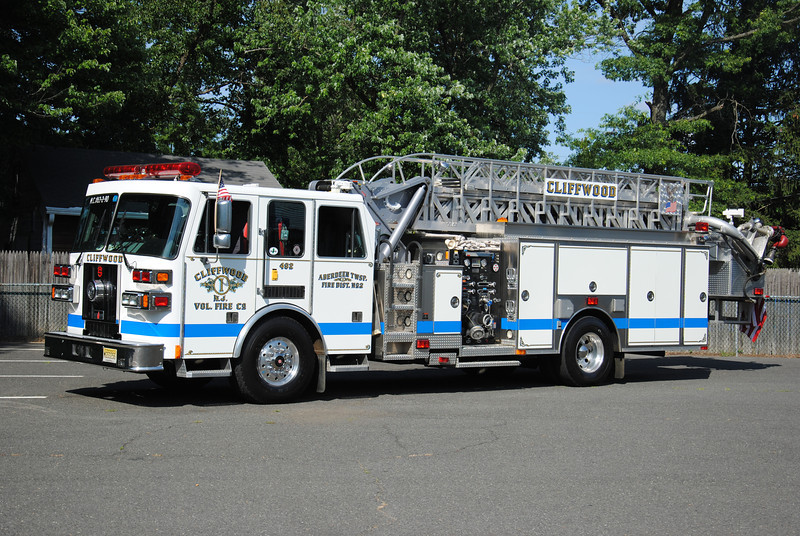Cliftwood Fire Company Ladder 63-2-90