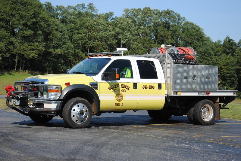 Colts Neck Fire Company #1 Brush 84-1-94