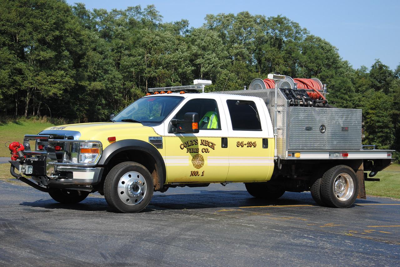 Colts Neck Fire Company #1, Colts Neck Brush 84-1-94