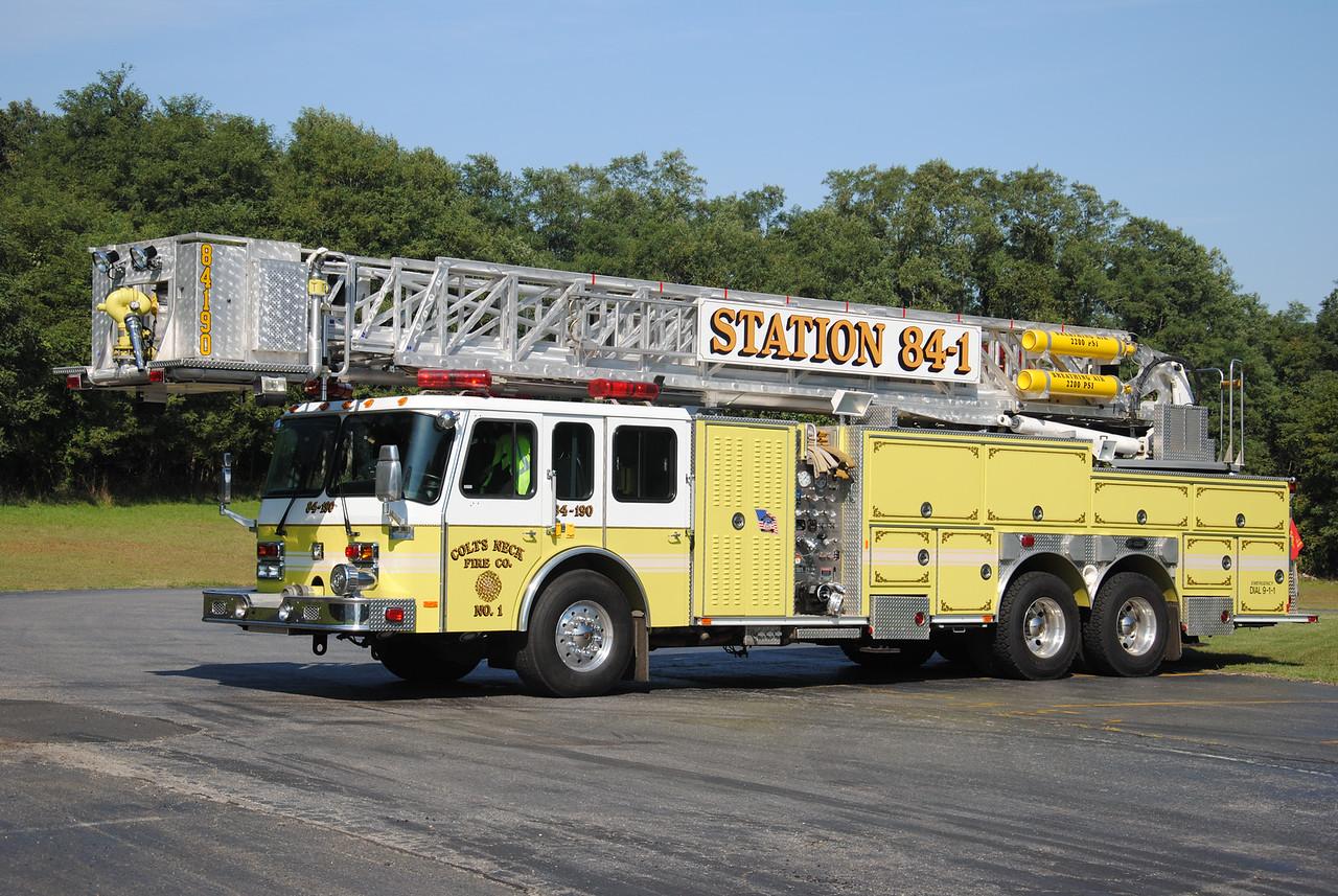 Colts Neck Fire Company #1, Colts Neck Tower 84-1-90