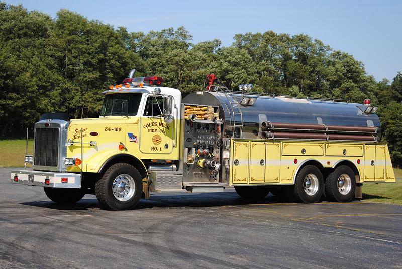 Colts Neck Fire Company #1 Tanker 84-1-96
