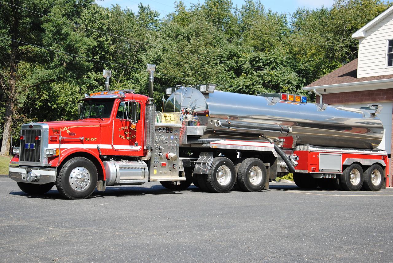 Colts Neck Fire Company #2 Tanker 84-2-97