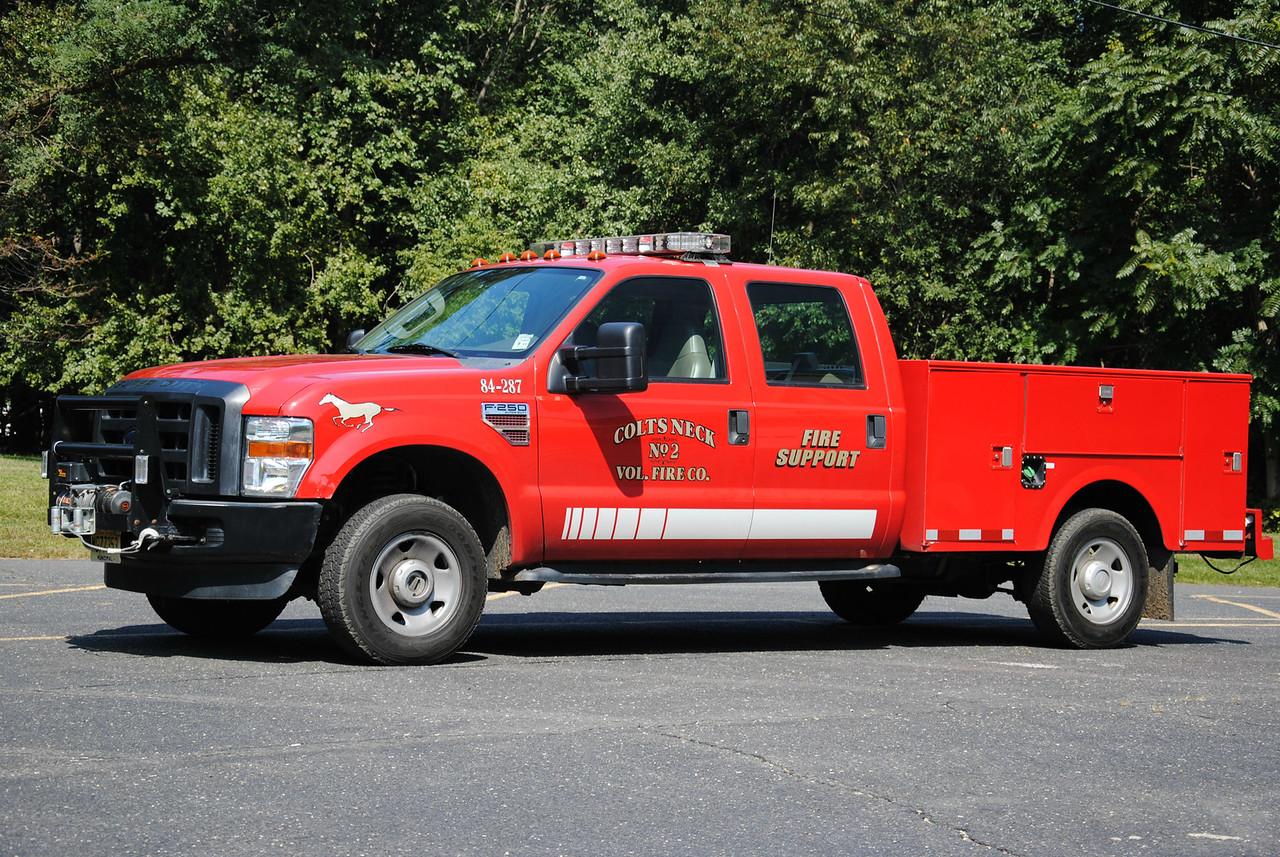 Colts Neck Fire Company #2  Utility 84-2-87