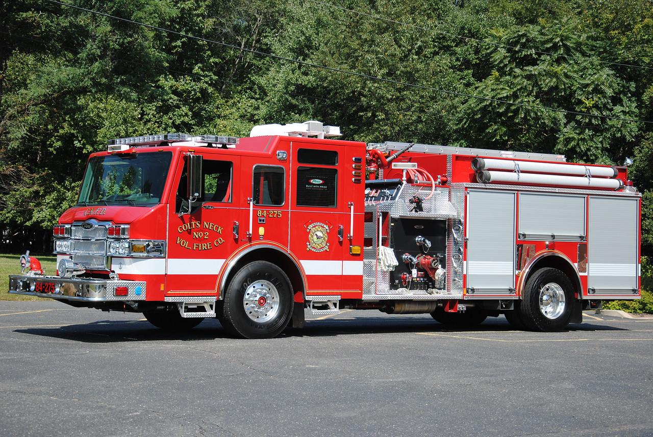 Colts Neck Fire Company #2 Engine 84-2-75