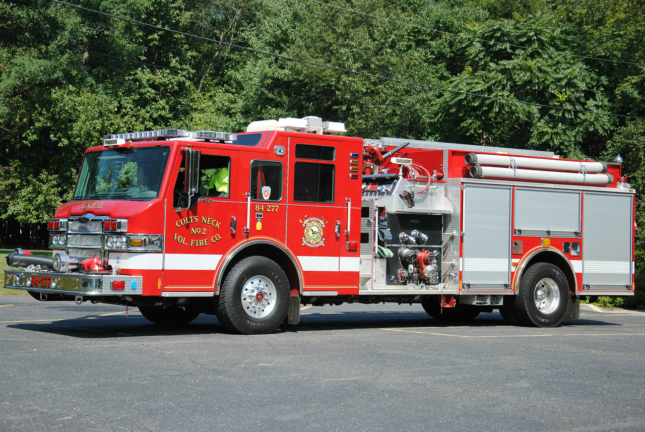 Colts Neck Fire Company #2 Engine 84-2-77