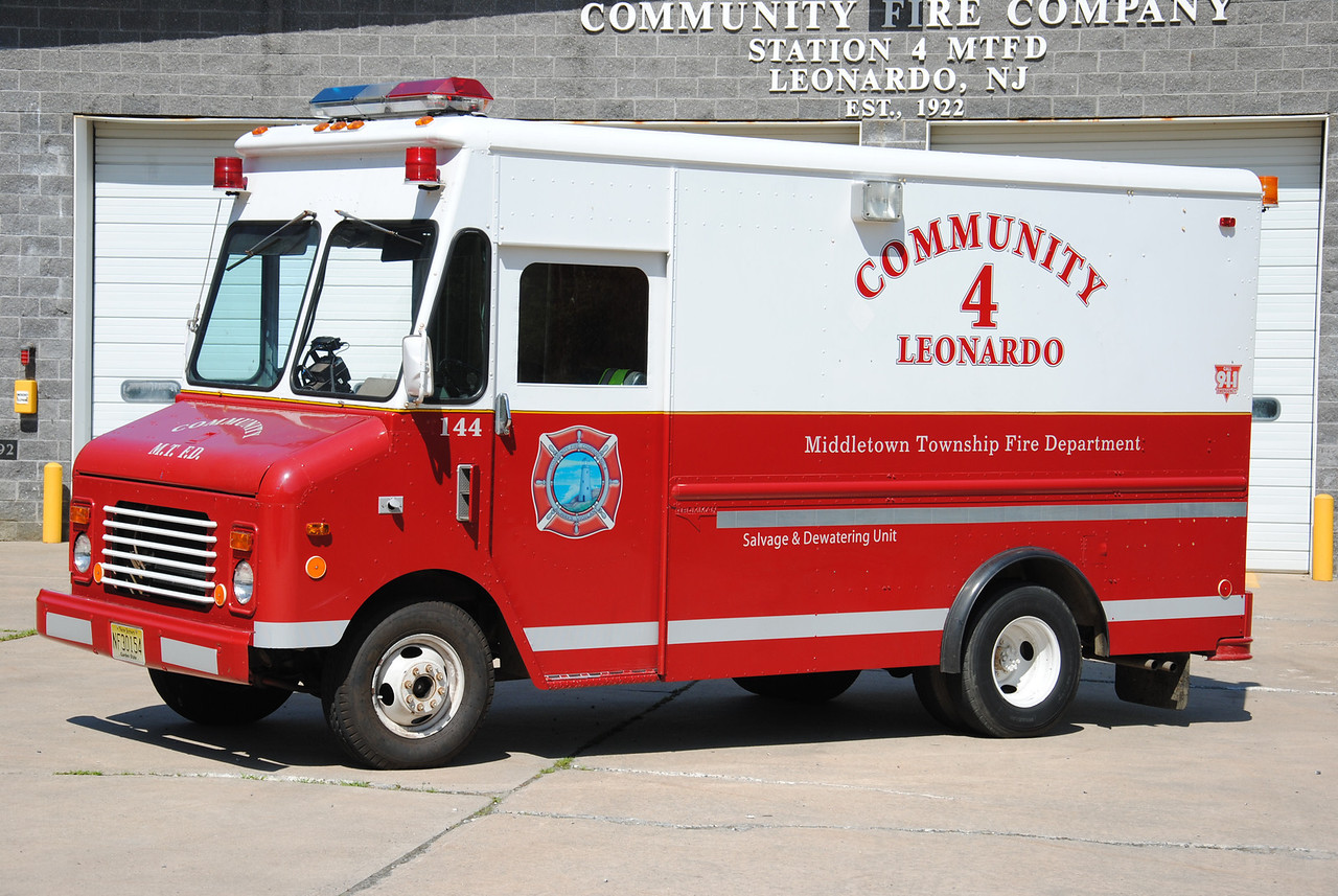 **Retired** Community Fire Company #4, Middletown Salvage 31-4-86