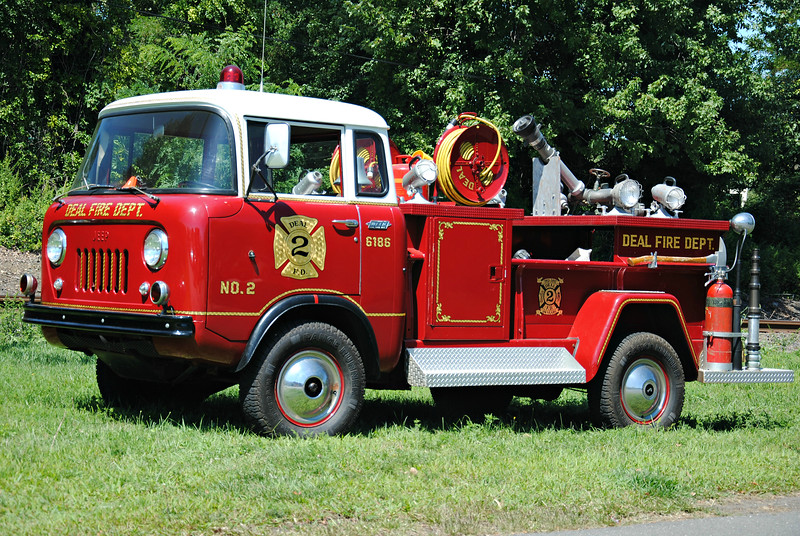 Deal Fire Company #2 Utility 61-86