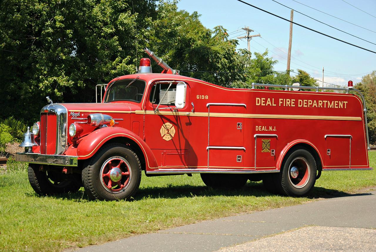 Deal Fire Company #2 Hose Wagon 61-98