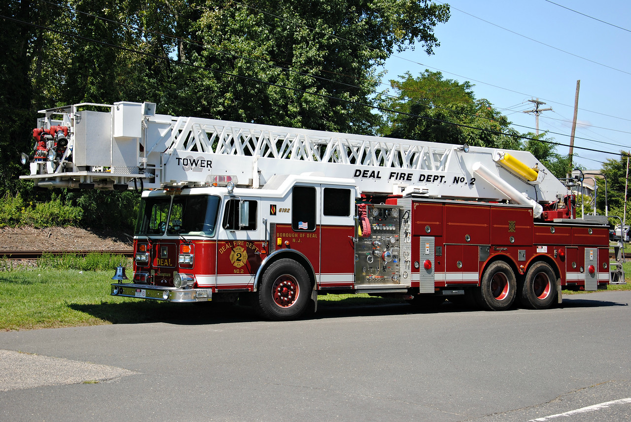 Deal Fire Company #2 Tower 61-92