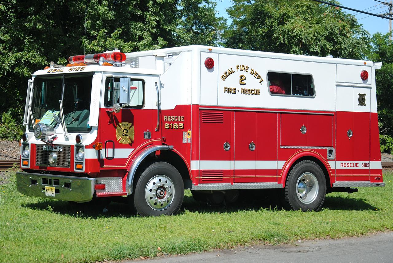 Deal Fire Company #2 Rescue 61-85