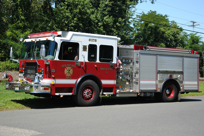 Deal Fire Company #2 Engine 61-75